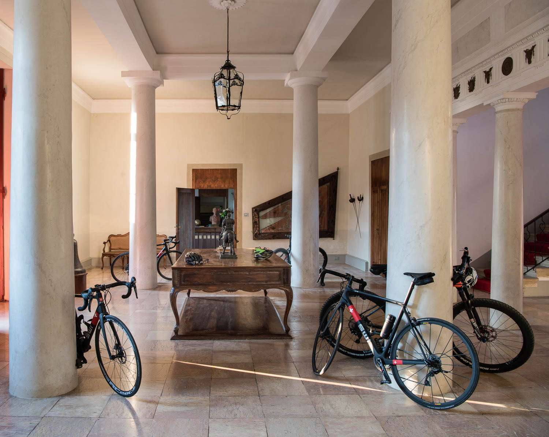 Viaggiare in bicicletta con CharmingCycling